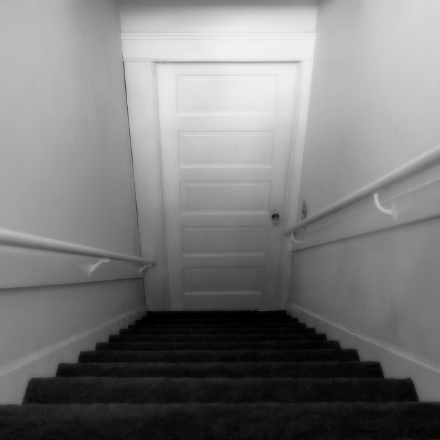Photo Credit: Down the Stairs by NancyNance - What's on the other side