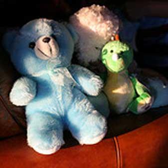 Stuffed Animals - 4091903136_27de65d072_m