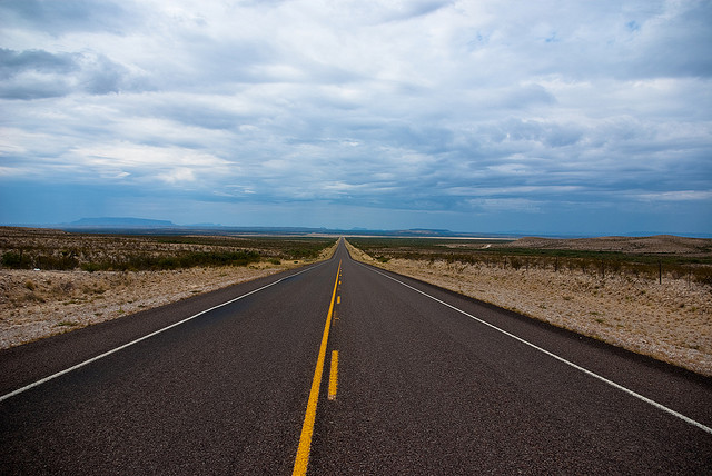 Photo Credit: The Long Road by Corey Leopold - how to write a novel