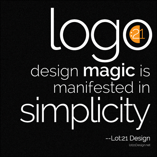 Logo Design Magic - Simplicity