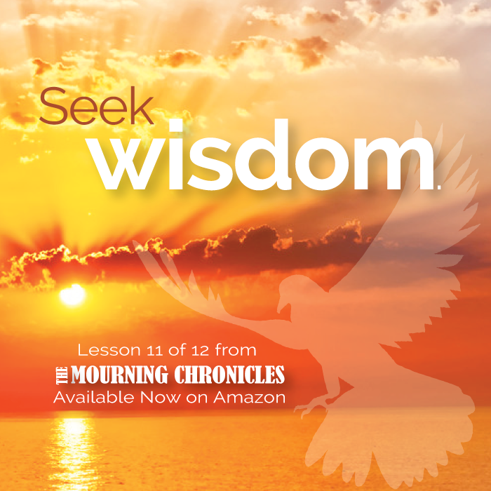 The Mourning Chronicles - Lesson 11 by Roz Swartz Williams