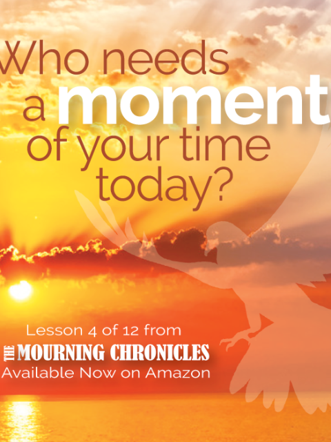 The Mourning Chronicles - Lesson 4 by Roz Swartz Williams