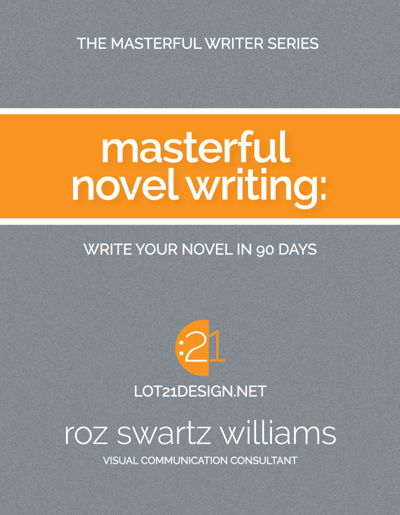 Cover of Masterful Novel Writing - The Masterful Writer Series