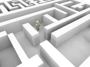 Maze 1 - design process