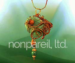 Nonpareil, Ltd., Art Jewelry Site Link Photo