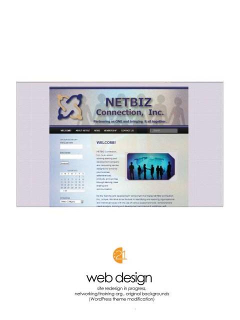 Netbiz Sample