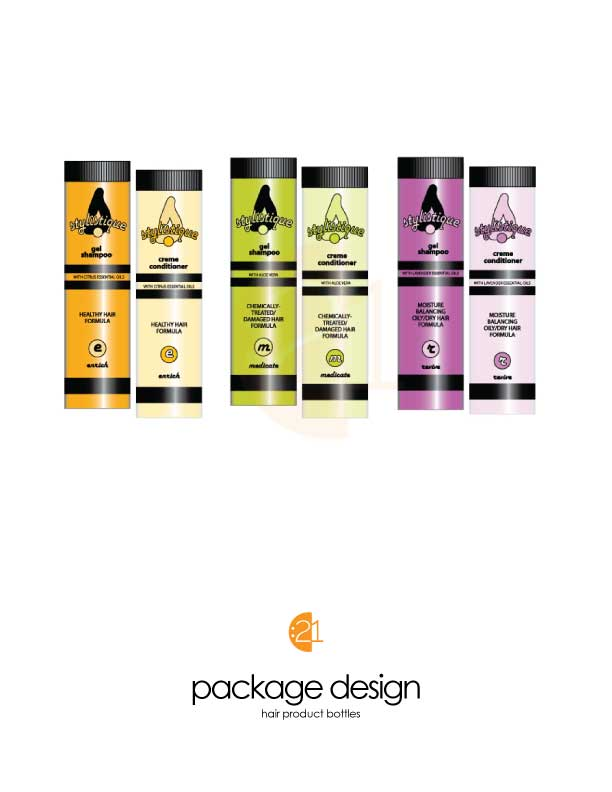Package Design Sample